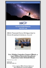 August 16, 2019 Newsletter Featuring Satellite Broadband Today Press Release