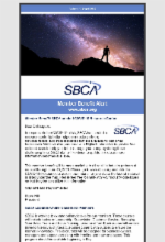 May 4, 2020 Newsletter Featuring SBCA Announces New Online Business and Sales Courses